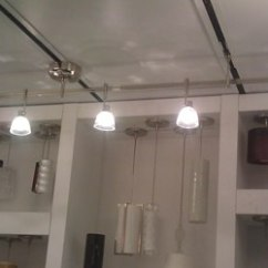 Kitchen Track Lighting Remodel Kitchens How To Light A Vs Recessed Reviews Ratings Standard Display Cable Monorail