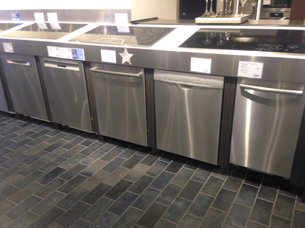 kitchen dishwashers cleaning wood cabinets kitchenaid vs bosch reviews ratings prices