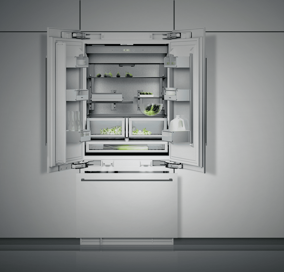 The 5 Best Integrated Refrigerators for 2018 (Reviews / Ratings / Prices)