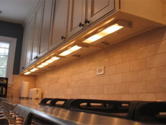 kitchen cabinet lighting ideas farmhouse islands best led under 2018 reviews ratings american 3 complete