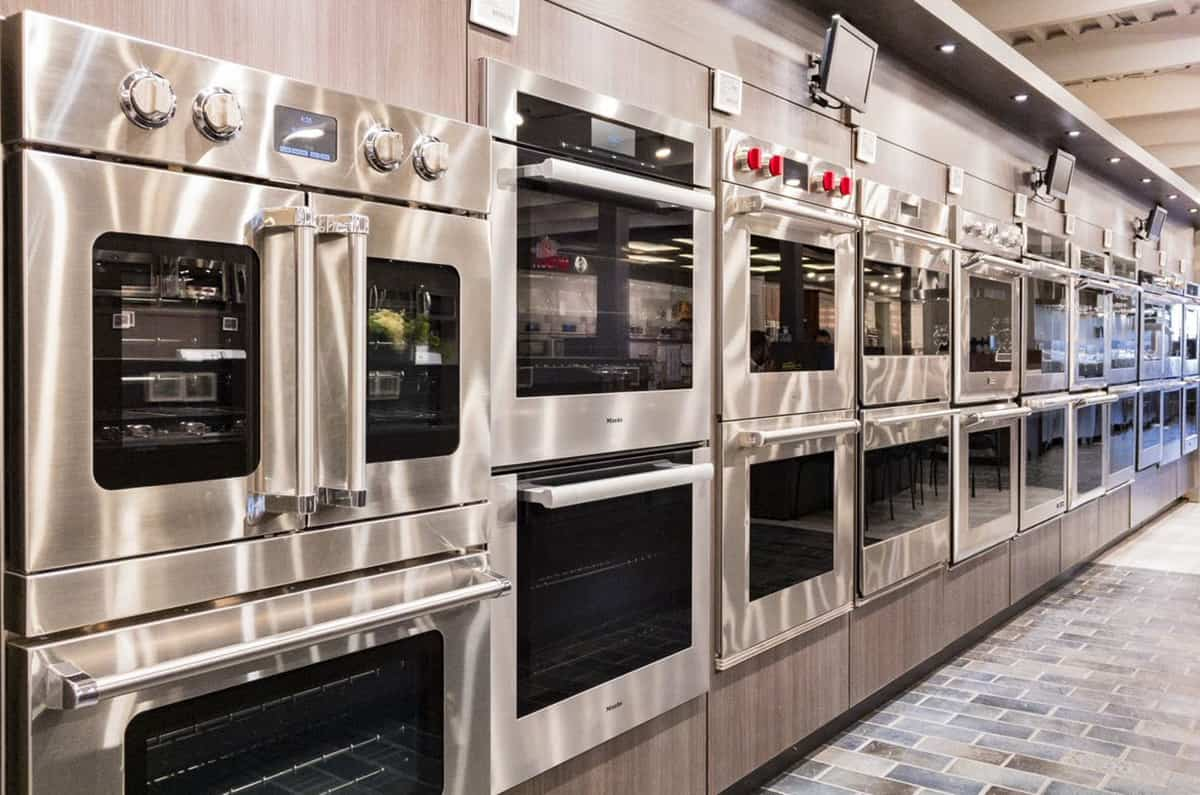 wolf vs miele m series wall ovens