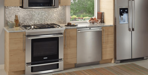 KitchenAid Vs Electrolux Gas Slide In Ranges ReviewsRatingsPrices