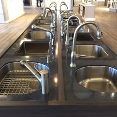 Deep Kitchen Sink Outdoor Table Best Sinks Reviews Ratings Prices Yale Appliance Undermount Display Jpg