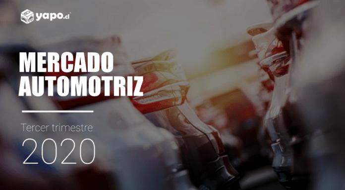 Mercado automotriz tercer trimestre 2020