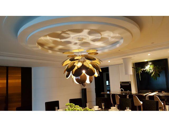 大直住家木工裝潢-造型天花板