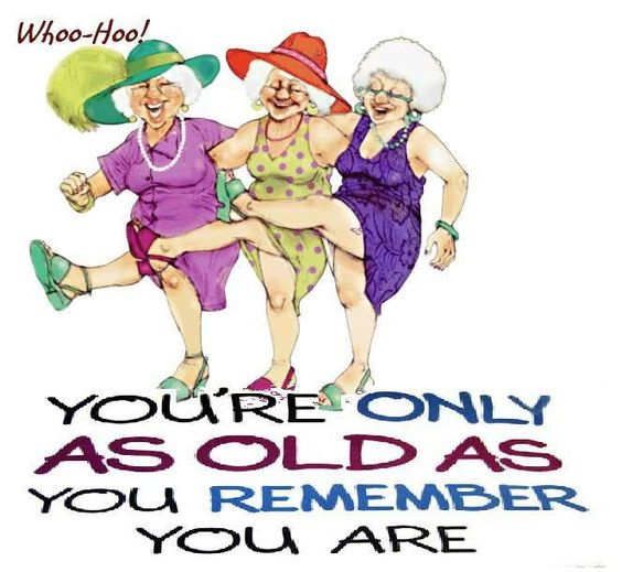 Funny Jokes Old Peoples Birthdays