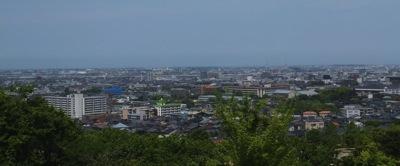 新幹線の見える丘