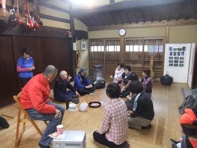 4松枝さんと茶会