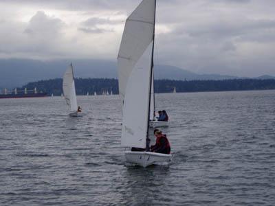 Racing In - Sailing Club