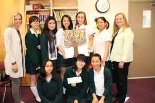 Spanish 10 Donates Prize Money to Honduras Orphanage