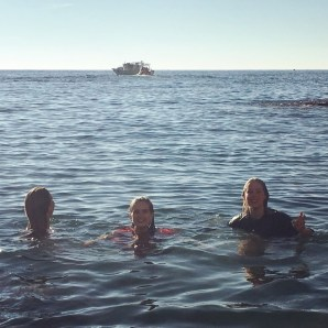 I did a 4-week language course in Florence, Italy and on the weekends I part took in three day trips. The first was to Cinque Terre and I met these two girls and we spontaneously decided to go swimming in the ocean in our clothes! This taught me to take advantage of all situations and that it's nice to make friends, even if it's just for a day, so that you have others to share your experiences with.