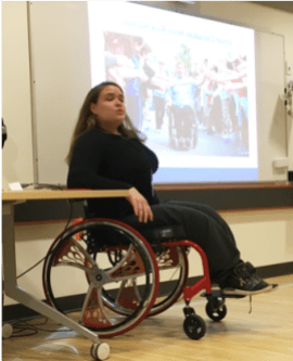 Jenna - Rick Hansen Foundation