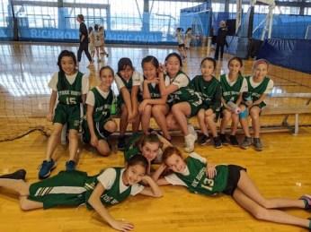 Grade 5 Basketball