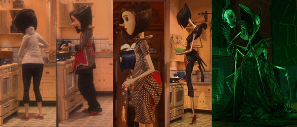 Creature Feature Monstrous Mothers Talking Animals And The Beldam In Neil Gaiman S Coraline Words Matter