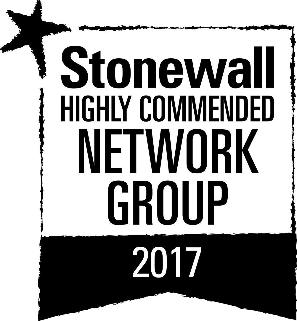 Stonewall Highly Commended Staff Network 2017