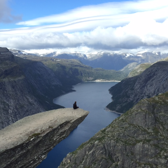 Studying Abroad – Norway – Fresher's Week