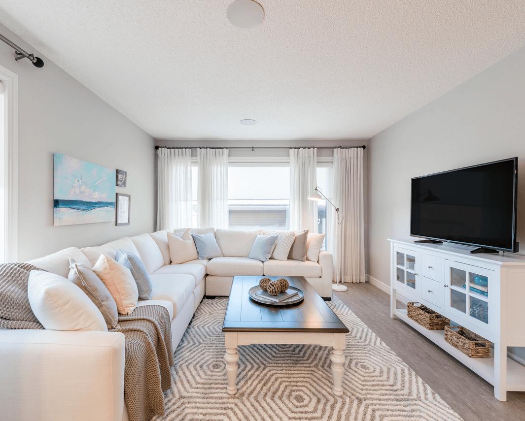 living room show homes bookshelf new in walker summit bristol livingroom image