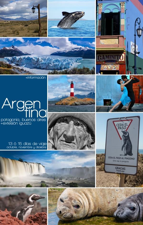 Viajar solo a Argentina