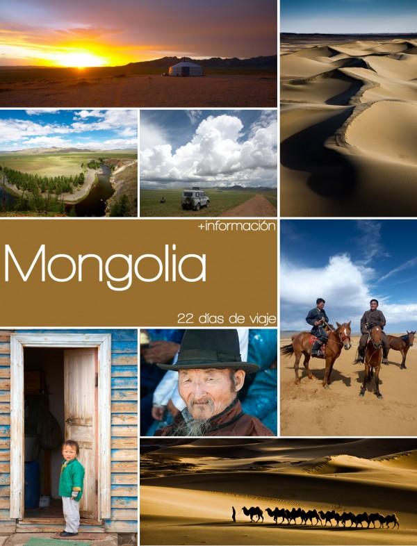 Mongolia, viajar solo