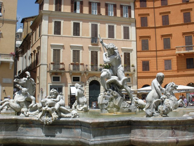 Roma _Plaza Navona
