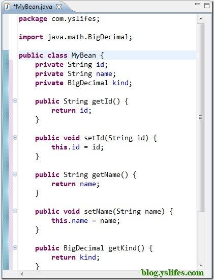 Format Java Souce