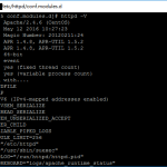 Centos 7安裝php-fpm及使用mpm event