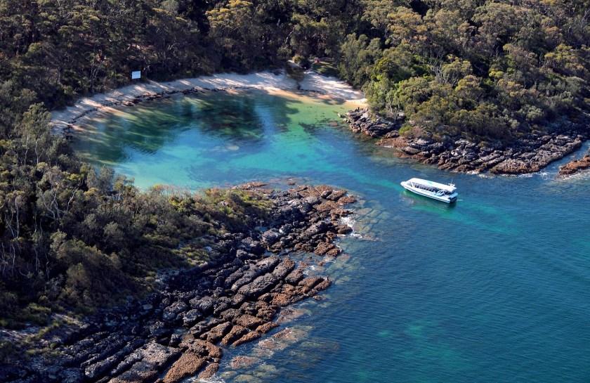 Honeymoon Bay, Jervis Bay