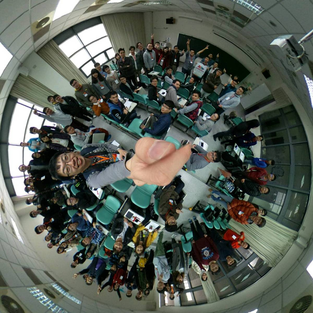 Agile Tour Taichung 2017『空手、緊握、到放手 – 敏捷路上學到的5件事』台中敏捷旅程分享心得