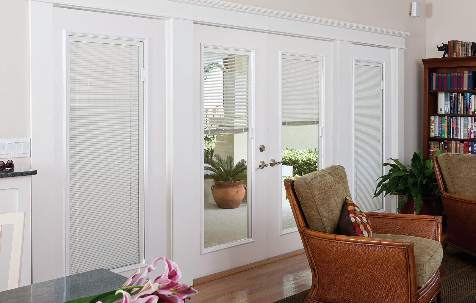 enhance your french patio doors