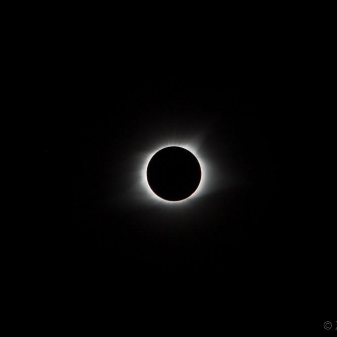 2017 Total Solar Eclipse Hopkinsville Kentucky
