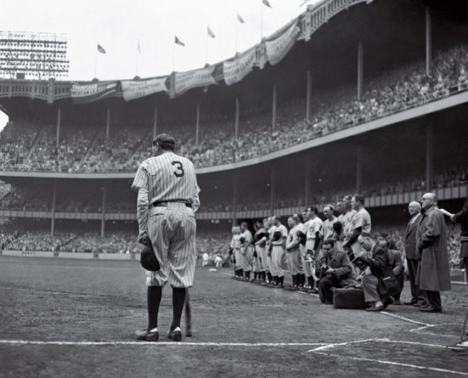 Nat Fein Babe Ruth Yankees Time Magazine