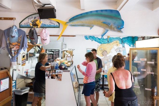 Marathon-Fish Market