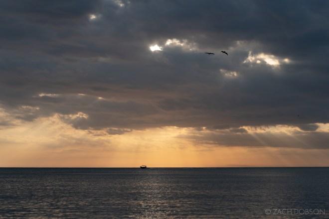 bonita-springs-florida-sky barefoot beach sunset after rain