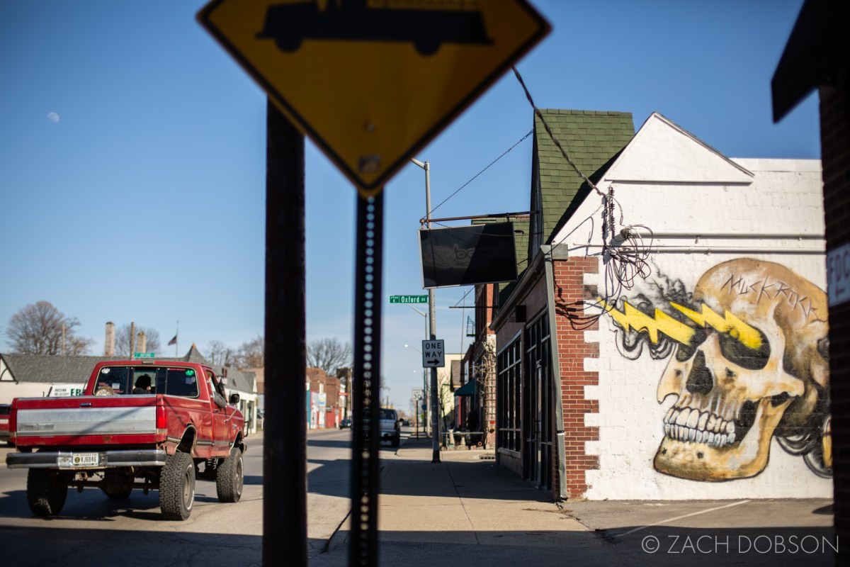 18th Street Indy Beer Brewery Indianapolis Indiana