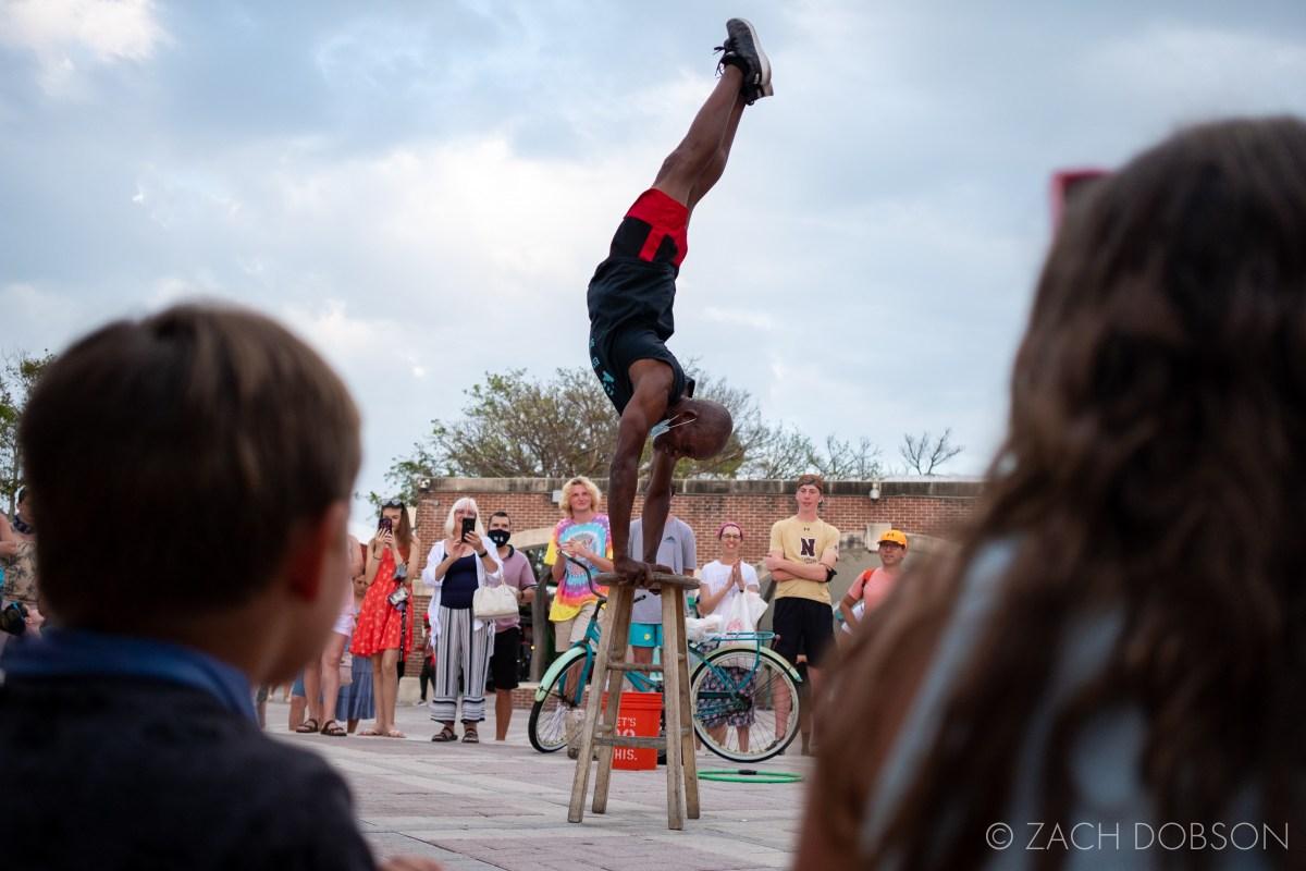 visit key west street performers