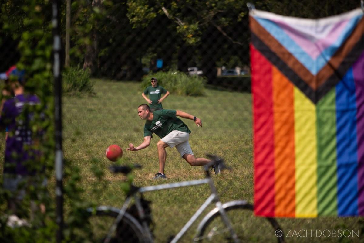 Stonewall Sports Indianapolis fall kickball league 2021