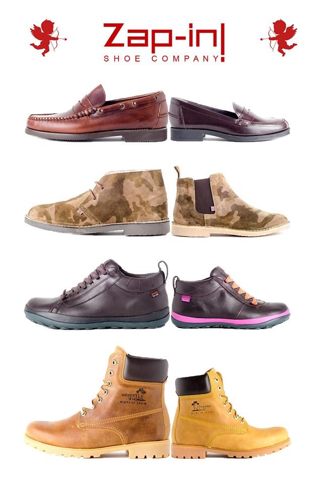 Zapatos para San Valentín