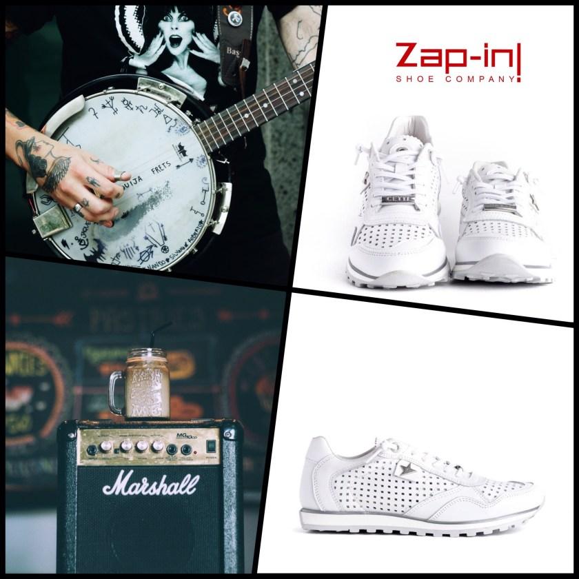 Las Sneakers de los conciertos