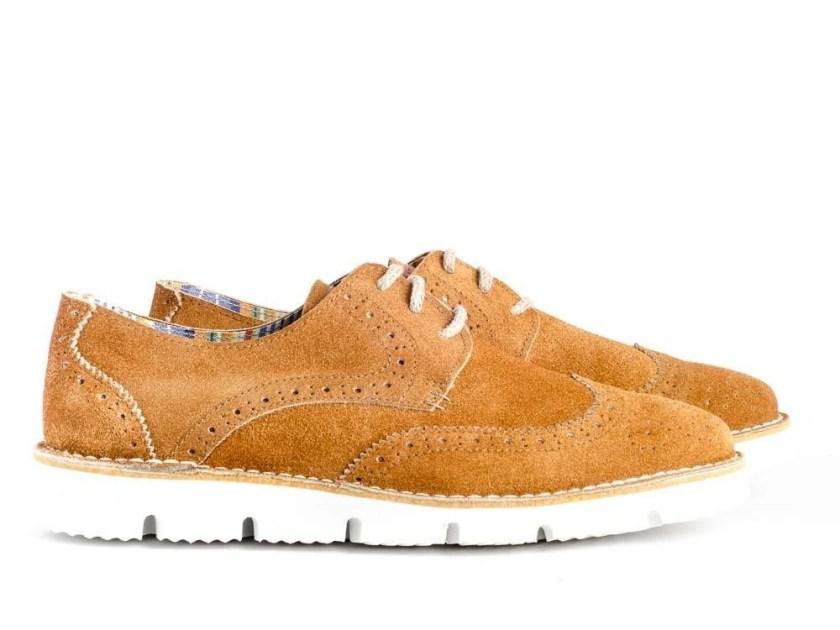 zapatos hombre verano 2018 color beige de piso blanco