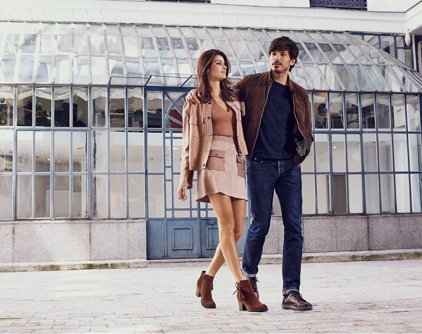 Moda española de la firma Carmela Shoes.