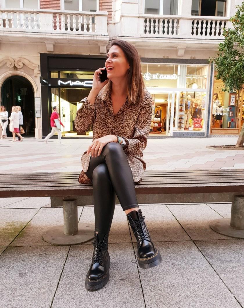 Botas estilo Dr.Martens de Alpe Woman Shoes