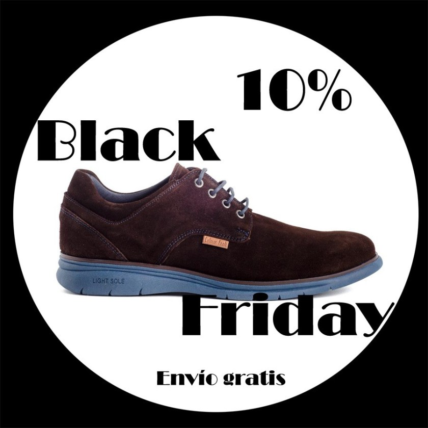 #BlackFriday Colour Feet UCLA con un -10% de descuento