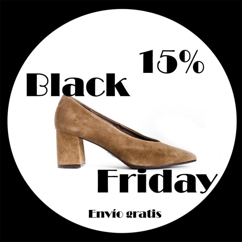 #BlackFriday -15% en toda la colección de Patricia Miller.