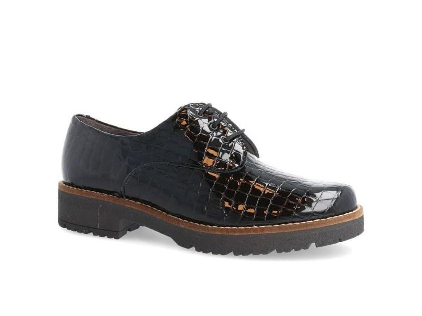 Zapato Pitillos de cordones, modelo 5791