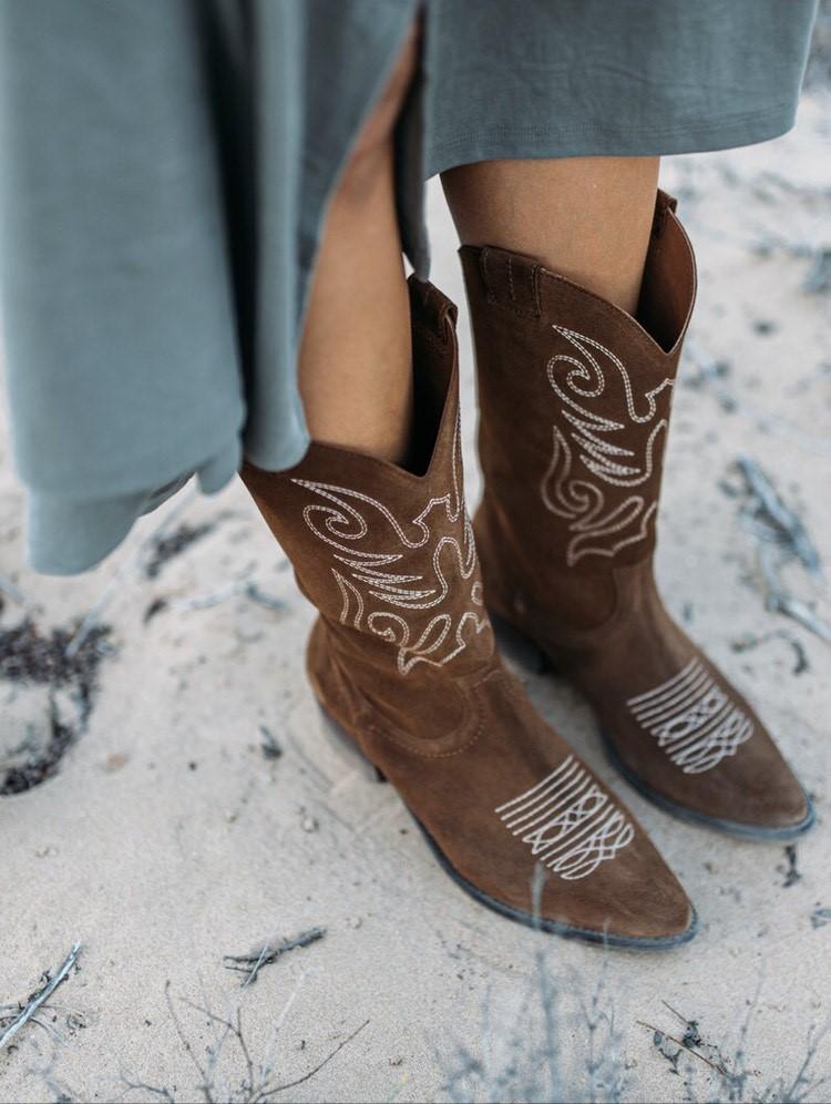 Botas Cowboy Jandra Referencia: 80148