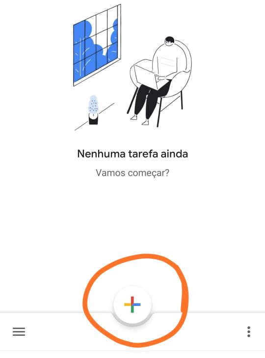 organizador de tarefas google