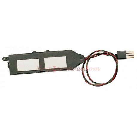 Roco - Motor para desvíos del tipo Rocoline con balasto, Escala H0, Ref: 42620.