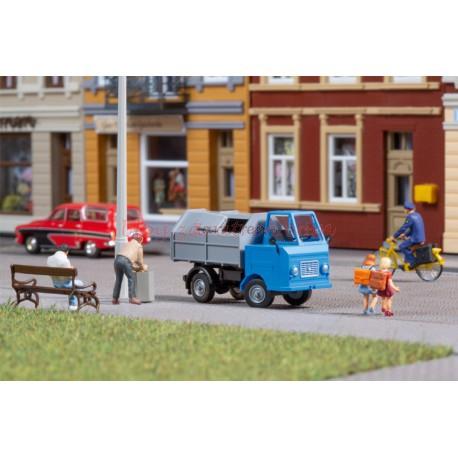 Auhagen - Vehículo de recogida de residuos, una unidad, Escala H0, Ref: 41645
