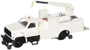 Bachmann - Camión de trabajos de via Rail Truck, Digital, Escala H0, Ref: 16901.
