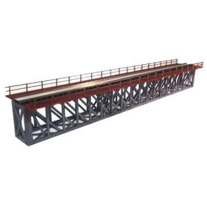 Parvus - Puente metalico viga Linville 42 metros, Epoca II, Escala N, Ref: N0601